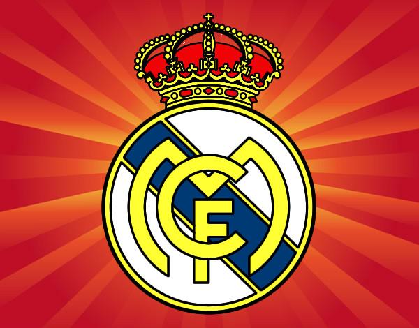 Escudo Del Real Madrid Imprimir Imagui