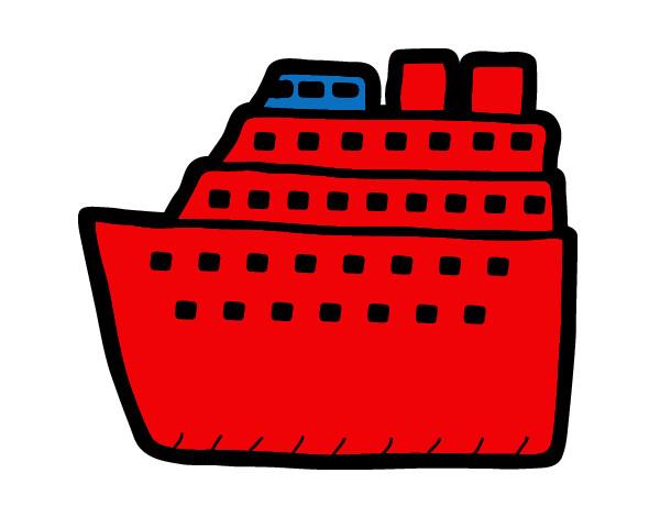 Dibujo de Crucero pintado por Valeruchi en Dibujos.net el día 30 ...