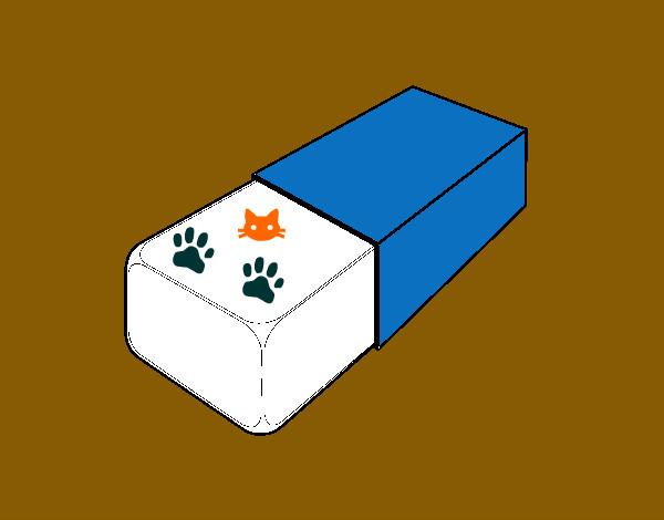 Dibujo de el borrador-animal pintado por Olietiopew en Dibujos.net ...