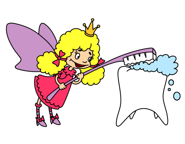 Dibujo de hada magicaa pintado por luisa0320 en dibujos - Dibujos infantiles para imprimir pintados ...