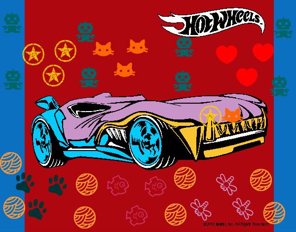 Dibujo De Carro Super Super Rapido Pintado Por Isbal En