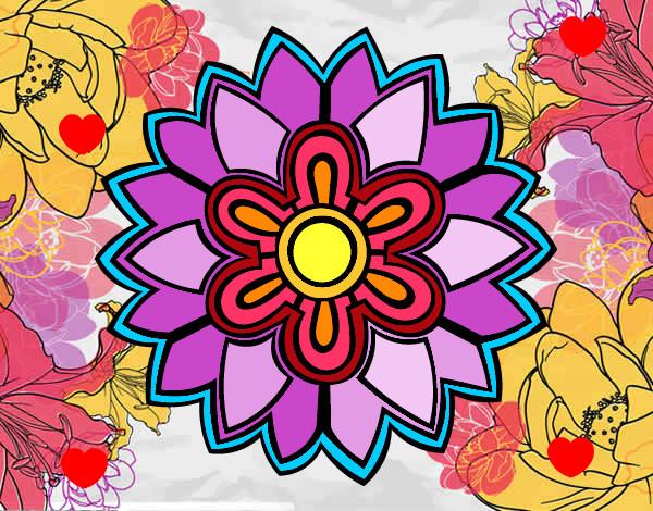 Dibujo de flores de PRIMAVERA pintado por Naaray1 en Dibujosnet