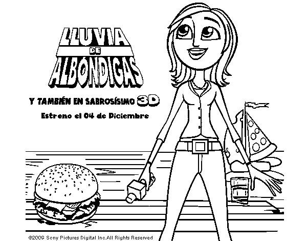 Dibujo De Sam Pintado Por Deni_21313 En Dibujos.net El Día
