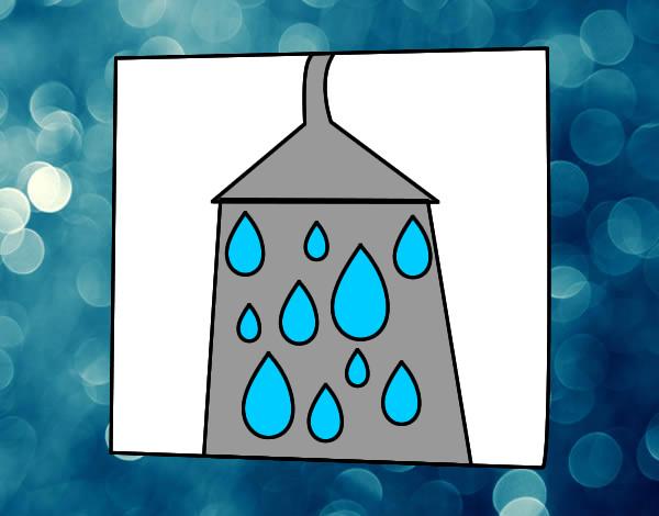 Dibujo de signo de acuario pintado por leocapo en dibujos for Horoscopo para acuario