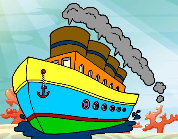 Barcos pintados imagui for Dibujos infantiles pintados