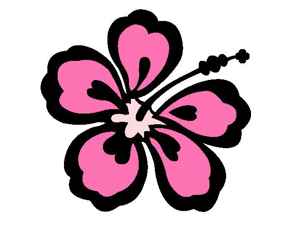 Dibujo de flor de loto pintado por Draku en Dibujosnet el da 12