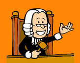 Dibujo Juez pintado por AmuNyan