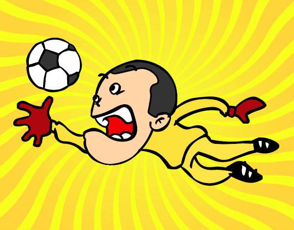 Dibujos De Porteros De Futbol Stunning Futbol Dibujo: Porteros Dibujos
