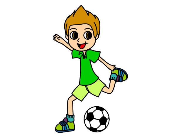 Dibujo De Futbol Pintado Por Maarta En Dibujos Net El Día: Dibujo De Futbol Pintado Por Jose209 En Dibujos.net El