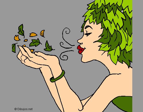 Dibujos Para Colorear De La Madre Naturaleza  ramplessus
