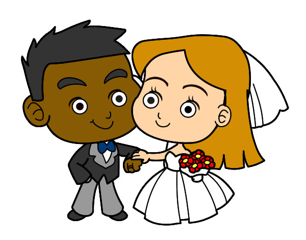 Matrimonio Catolico Dibujo : Dibujo del noviazgo imagui