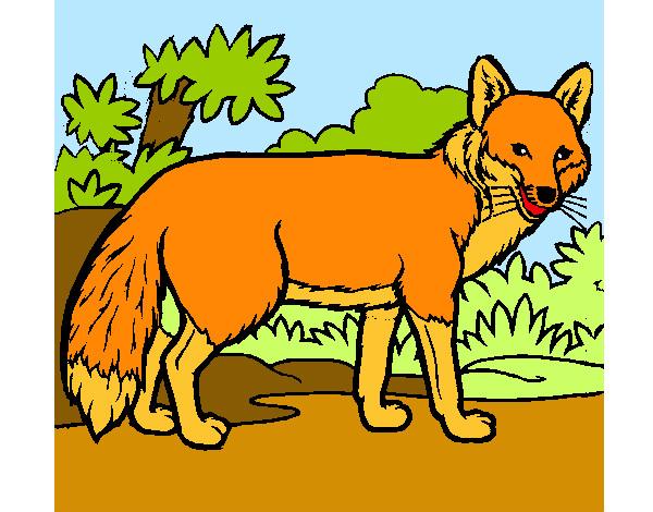 Dibujos de un zorro en...