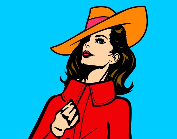 Dibujo de mujer lindisimaaaaaaaaaaaaaaaaaaaaaa pintado por Zochu ...