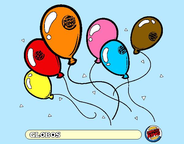 Dibujo de globos pintado por Stellax en Dibujosnet el da 0308