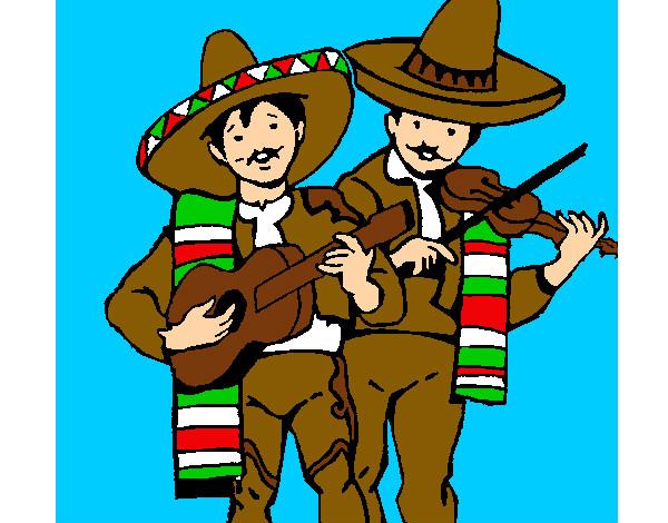 Dibujo De Viva Mexico Pintado Por Sandrixbel En Dibujosnet