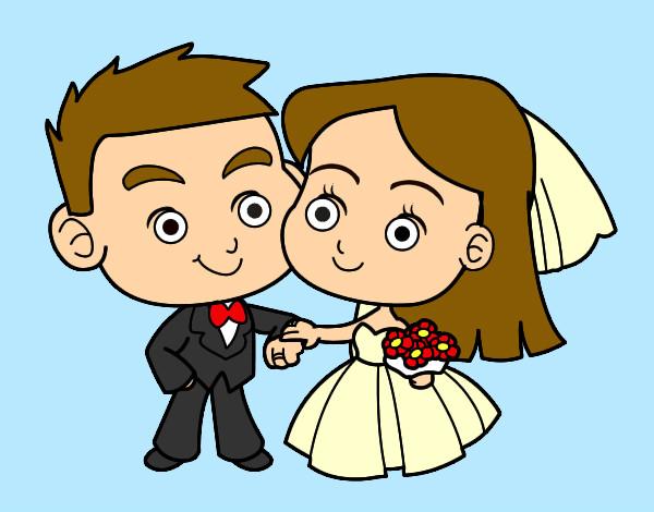 Dibujos De Matrimonios