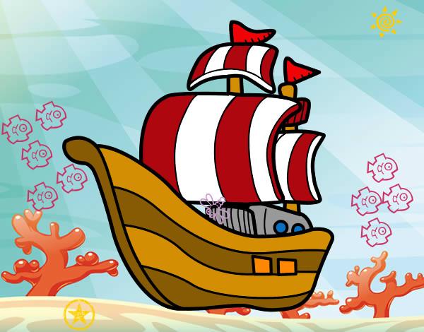 Pin dibujos barco pirata 2 infantiles gif - Imagenes de piratas infantiles ...