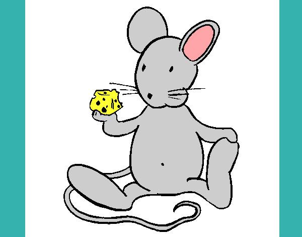 Rata con queso