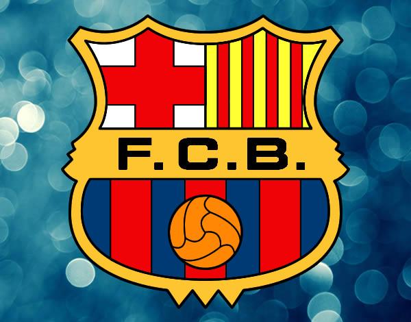Dibujo de Bisca Barça pintado por Mariass en Dibujos.net el día 22 ...