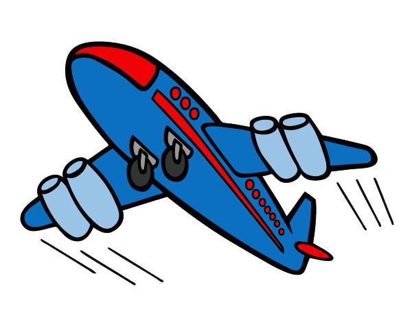 Dibujo de avion8*9 pintado por Fluvi1 en Dibujos.net el ...