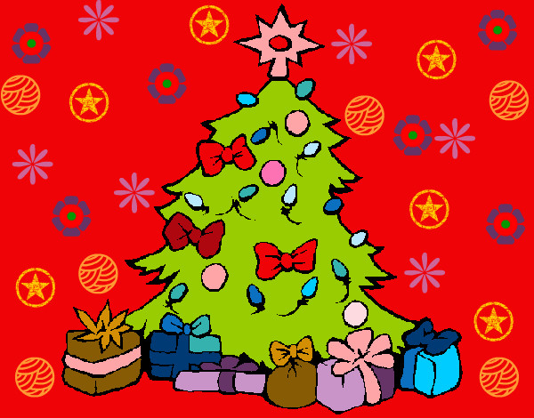 rbol de navidad