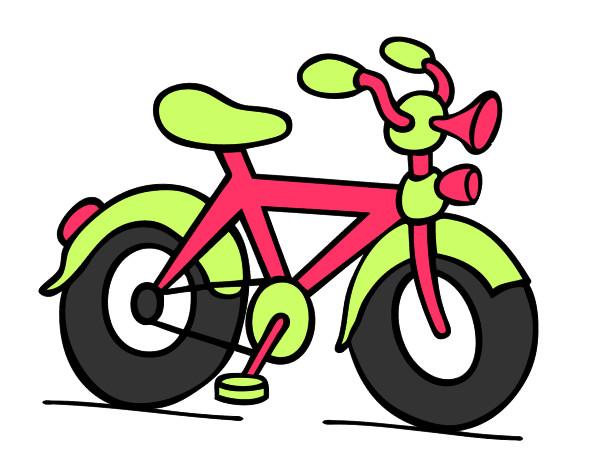 Dibujo De Bici Pintado Por Karikike En Dibujosnet El Día 10 09 12 A