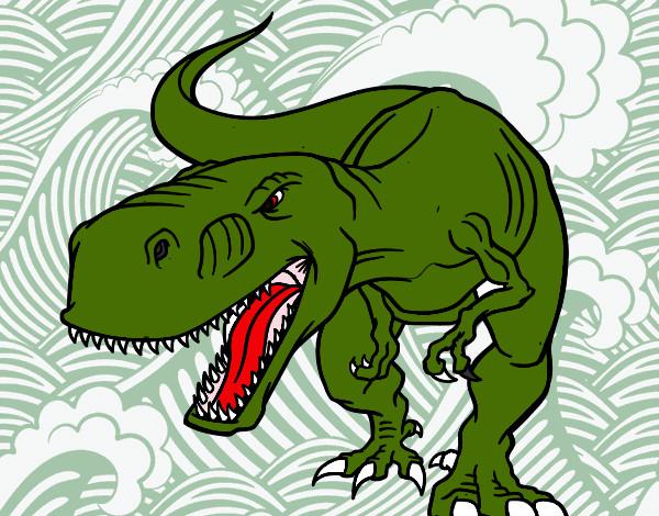 T Rex Dibujos