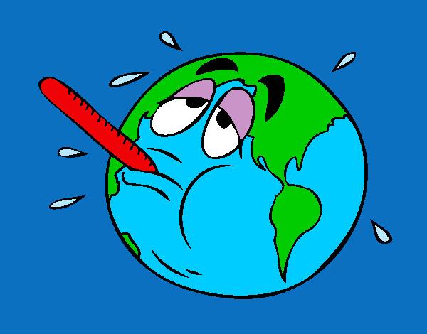 Dibujos de La contaminacin para Colorear  Dibujosnet