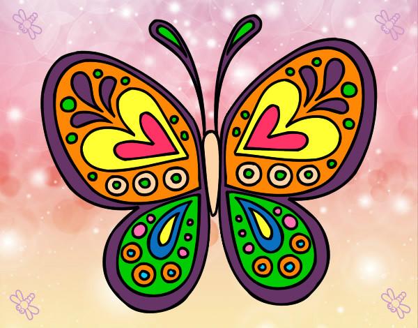 Dibujos para colorear de Corazones, Plantillas para
