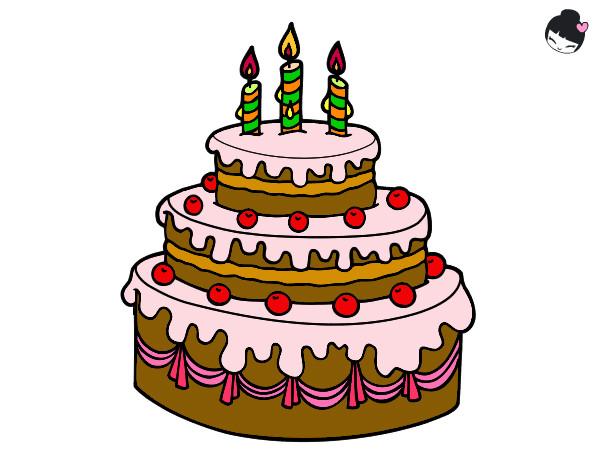 Dibujo de feliz cumpleaños! pintado por Carlaa13 en ...