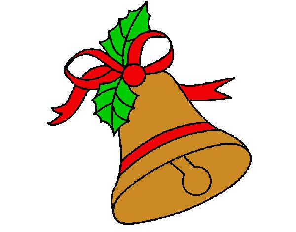 Campana de navidad imagui for Dibujos de navidad pintados