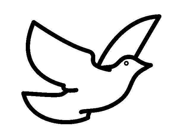 Dibujo de la paz pintado por Fpalacio en Dibujos.net el día 21-11-12 ...