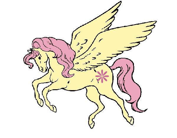 Dibujo De Fluttershy Para Colorear: Dibujo De Fluttershy Pintado Por Karenucha En Dibujos.net