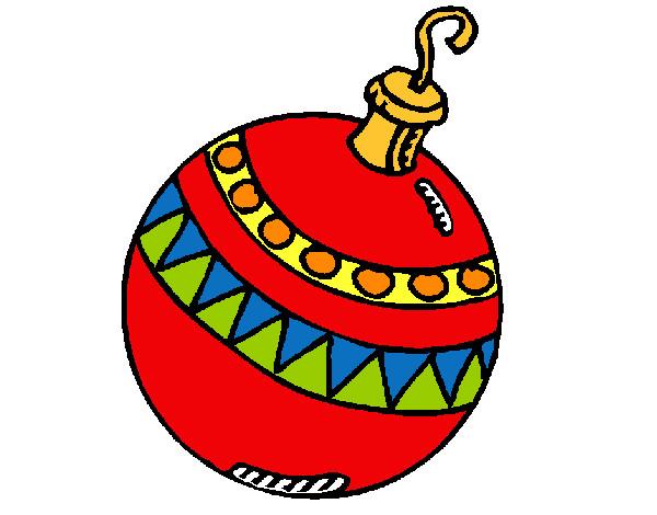 Image gallery esferas dibujos for Dibujos de navidad bolas