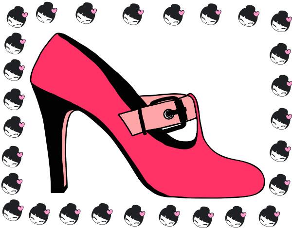 Dibujo de Zapatoo pintado por Antoooo en Dibujosnet el da 1112