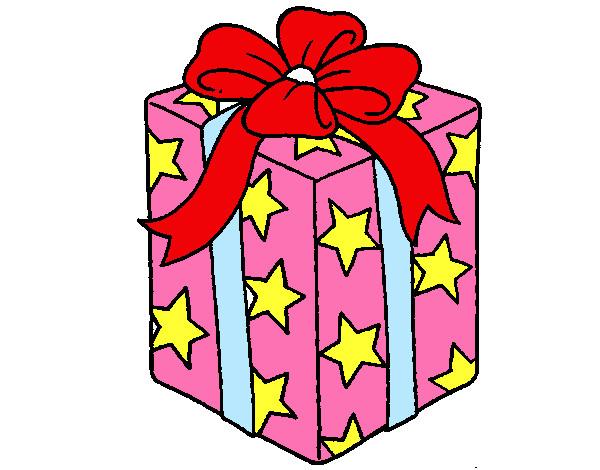 Dibujo de regalo especial pintado por Maylen en Dibujosnet el da