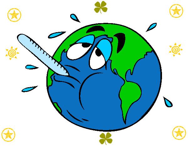 Imagenes Del Calentamiento Global
