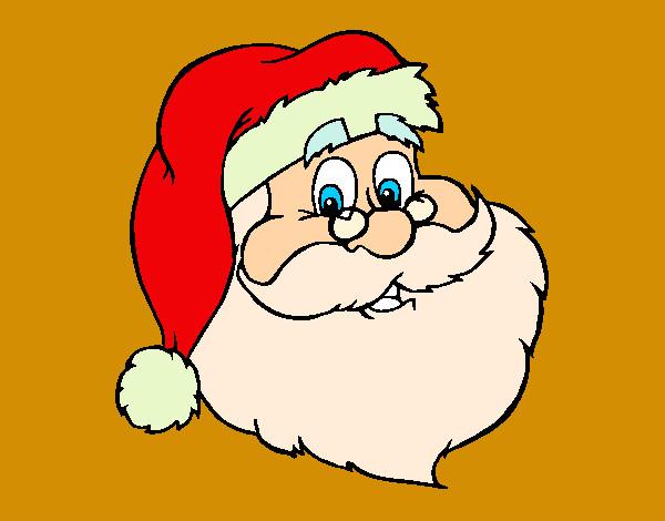 Dibujos de gorros de navidad para colorear - Dibujos navidad en color ...