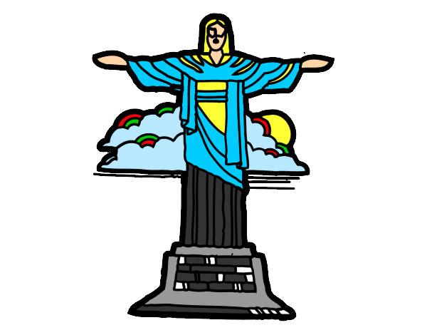 Dibujo de la Estatua de la libertad Biii:EriCk pintado por