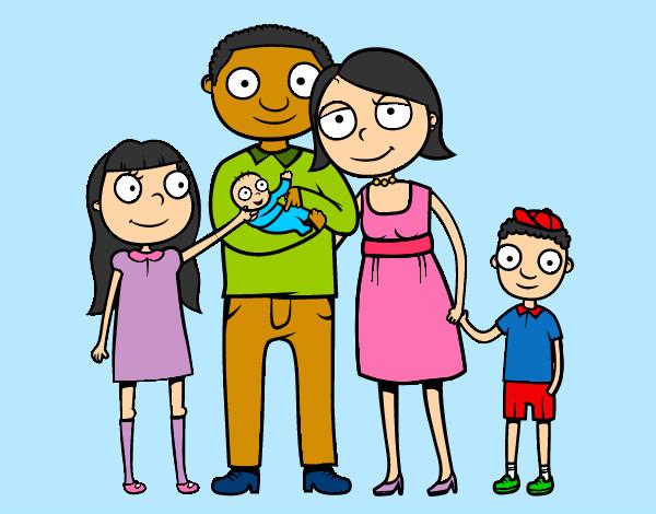 estereotipos imagenes mi familia de cinco