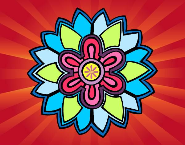Cool Mandala Para Colorear Cool Mandalas Para Colorear De: Dibujos Mandalas Coloreados. Trendy Los Mandalas Y Los