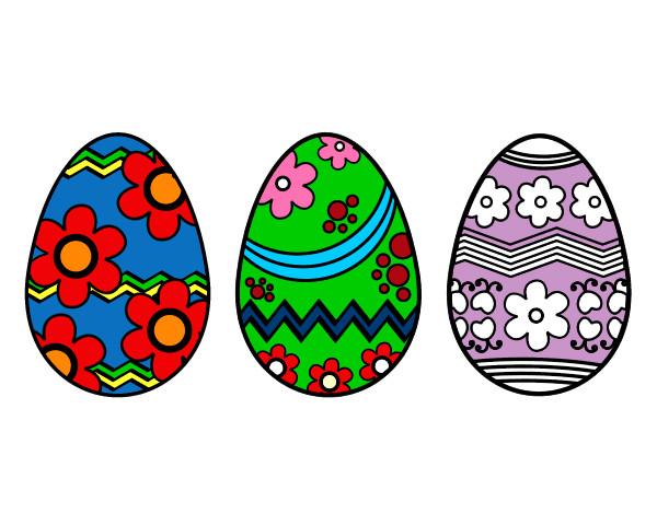 Dibujo de el huebo pintado por lilima en el - Videos de huevos de pascua ...