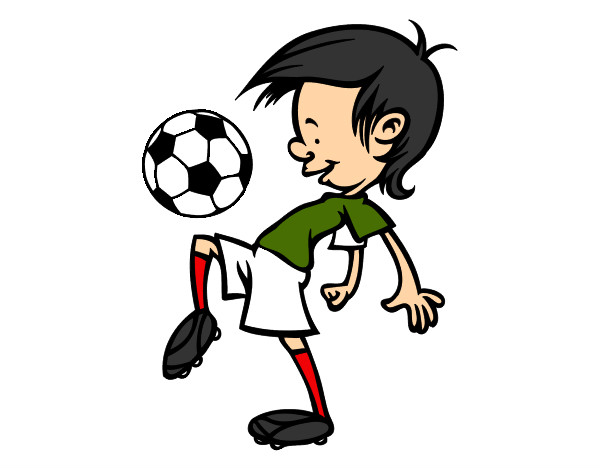 Dibujo de yo jugando para la seleccion nacional mexicana pintado