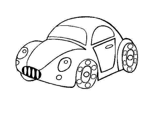 Carro de juguete dibujo - Imagui