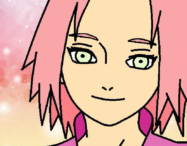 Dibujo de Sakura Haruno pintado por Yuerina en Dibujos.net el día ...