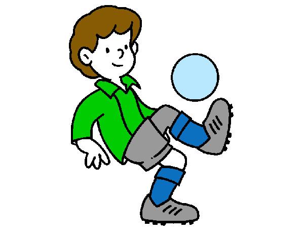 Dibujo De Futbol Pintado Por Maarta En Dibujos Net El Día: Dibujo De Fútbol Pintado Por Isaaco En Dibujos.net El