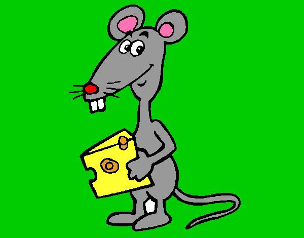 Dibujos De Ratas Para Colorear