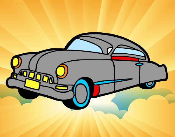 Dibujo de mi carro pintado por Chachi1845 en Dibujosnet el da 27
