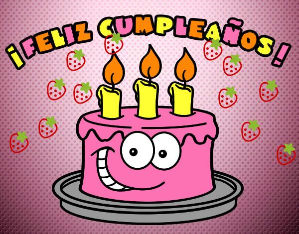 ¡ feliz cumpleaños ¡