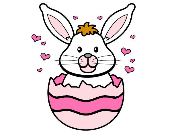 Dibujos de Conejos para Colorear  Dibujosnet